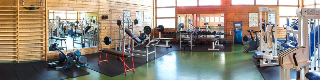 Trainingsorte - Kraftraum
