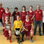U15 mit Trainer Foto Strohmeier