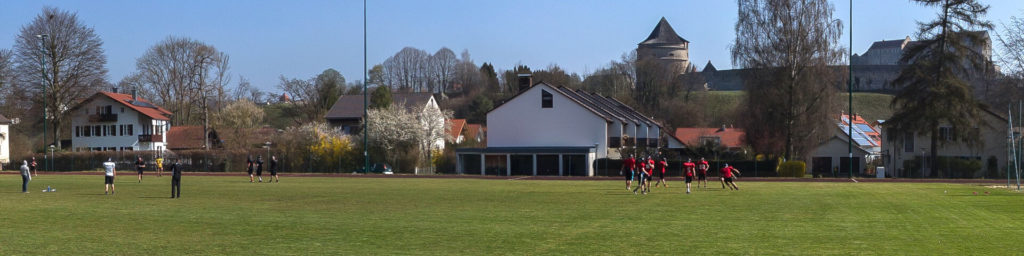 Trainingsorte - Rasenplatz
