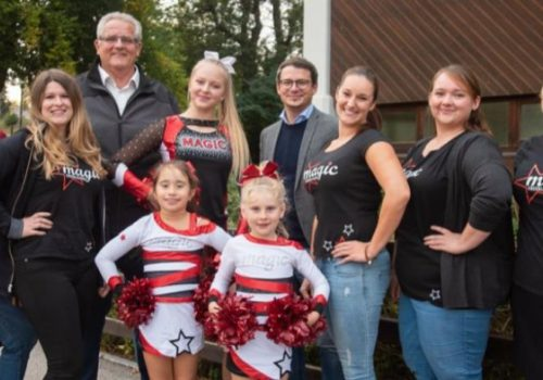 2019-10-10_Cheerleading - Foto: TV1868