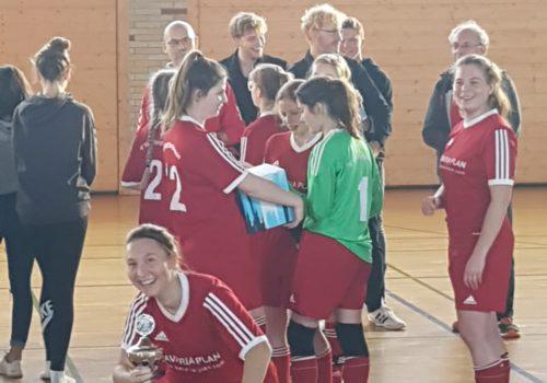 U17 Mädels Foto Eder